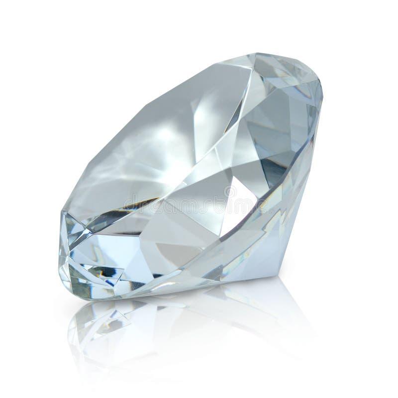 Diamantjuvel royaltyfria bilder