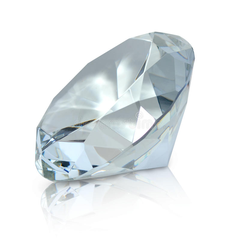 Diamantjuwel lizenzfreie stockbilder