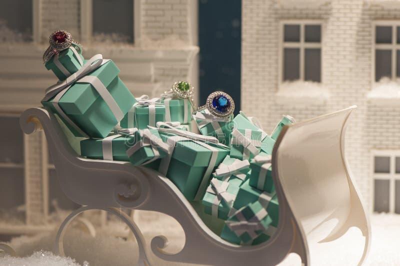 Diamantringen royalty-vrije stock foto