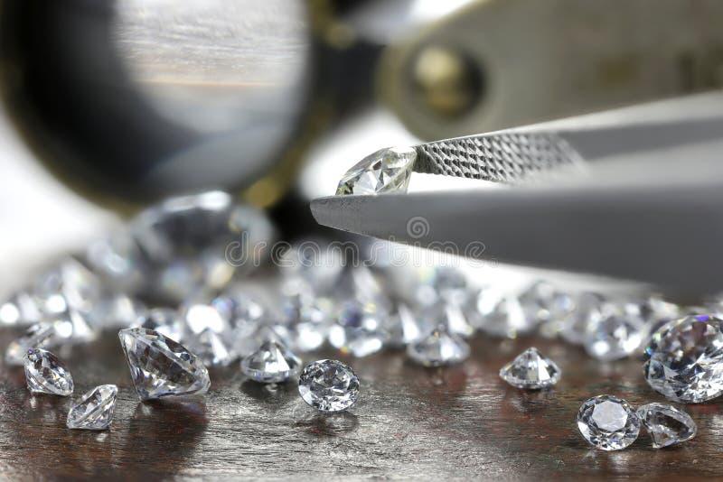 Diamants photographie stock