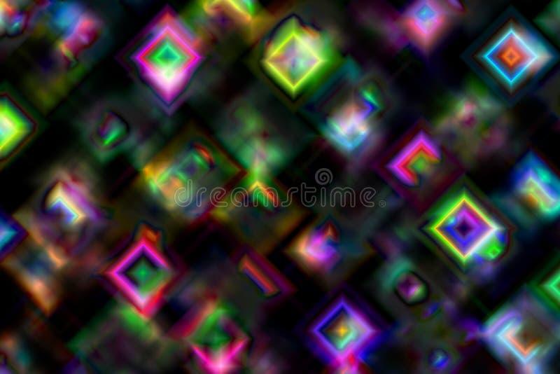 Diamants brillants illustration libre de droits