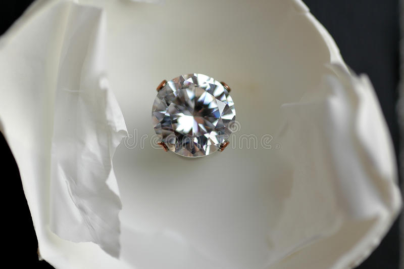 diamants de luxe photo libre de droits