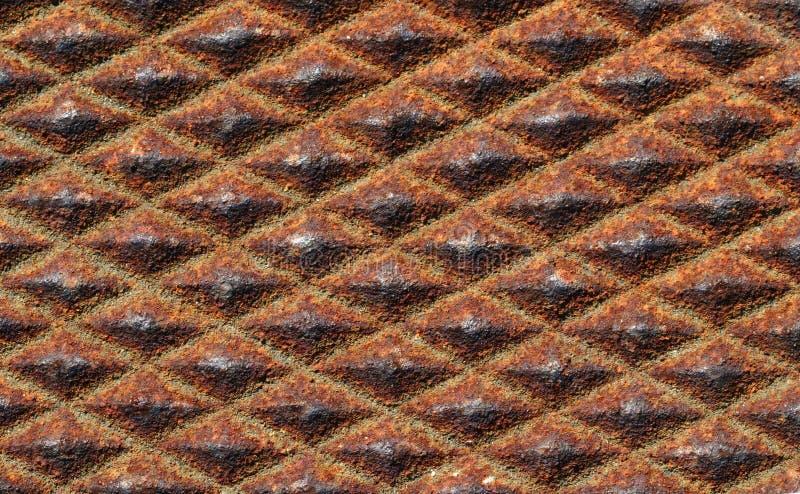 Download Diamants rouillés photo stock. Image du brun, diamant, formes - 73260