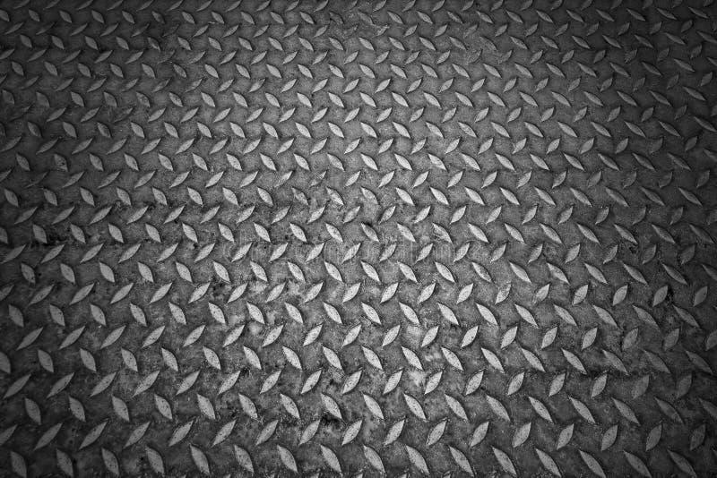 Diamantstahlblechtafelbeschaffenheit stockbilder