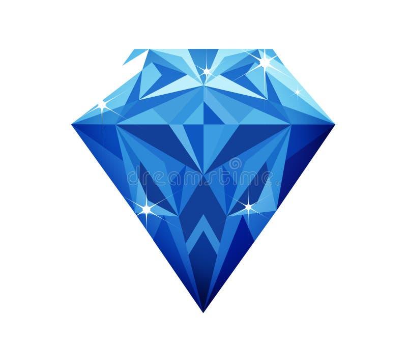 diament ilustracji