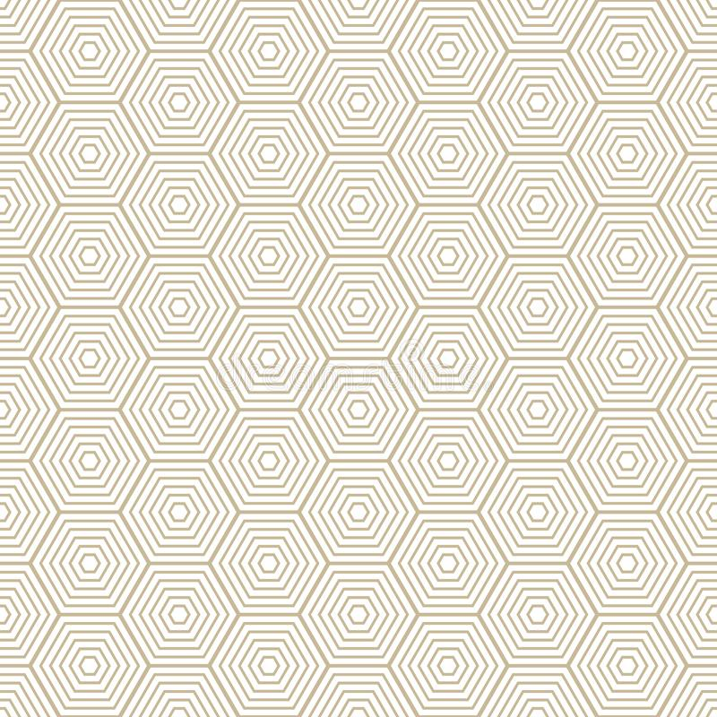Diament deseniowa Nowożytna elegancka tekstura z rhombuses, kwadraty 1866 opierały się Karol Darwin ewolucyjnego wizerunku tree b ilustracja wektor