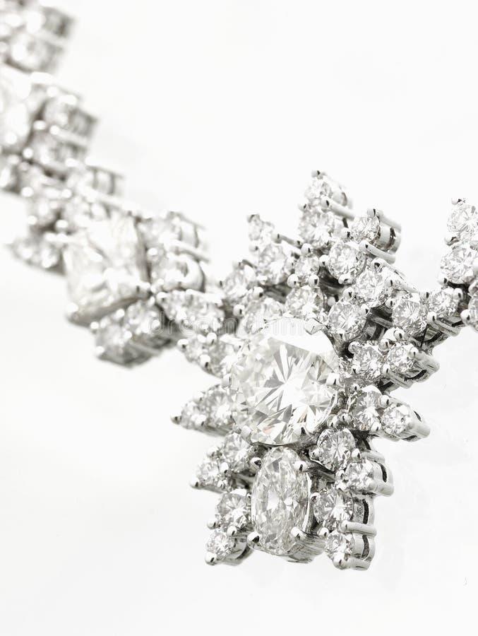 diamentowy naszyjnik obrazy royalty free