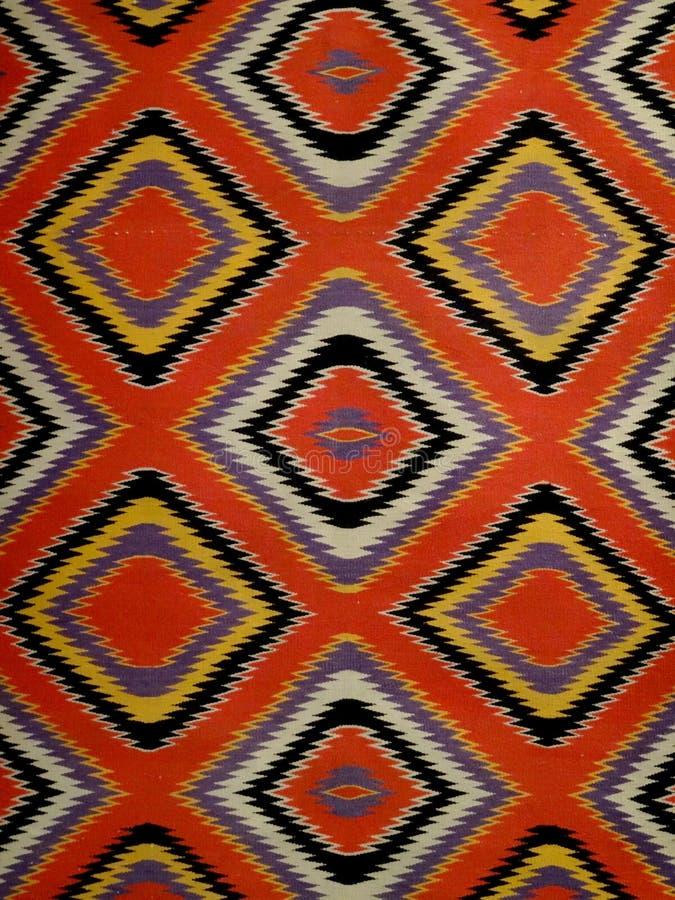 Diamentu deseniowy Powszechny dywanik obrazy royalty free