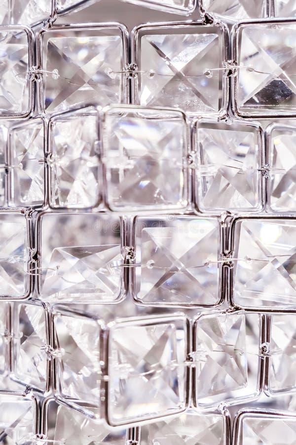 Diamenty i kryszta?y, luksusowy textured t?o obrazy stock
