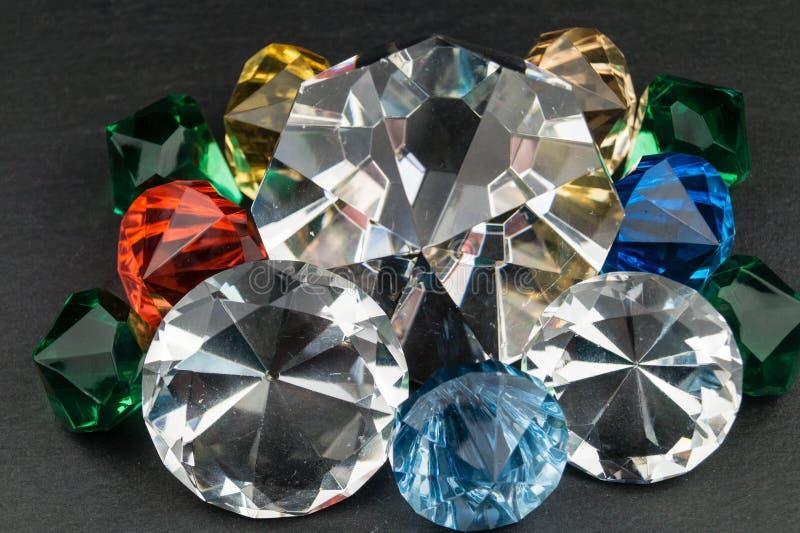 diamenty na zawsze obraz royalty free