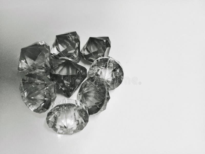 diamenty na zawsze obraz stock
