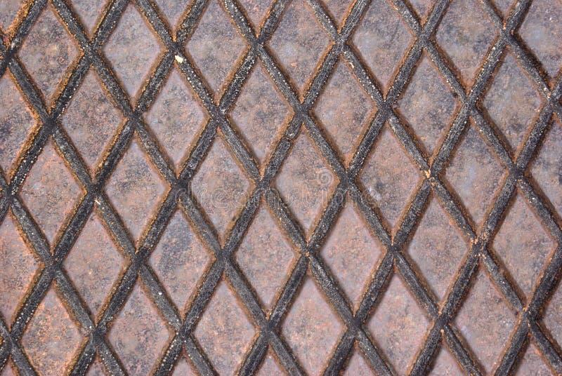diamenty rdzewiejący zdjęcie stock