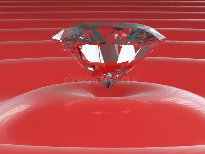 Diamond 05 royalty free stock photography