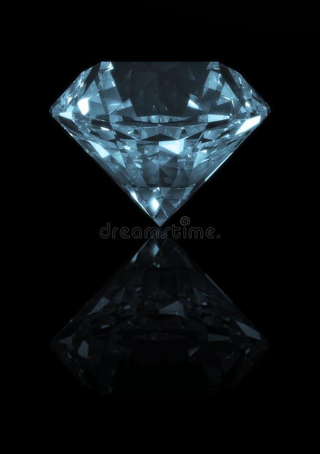 Diamond stock illustration