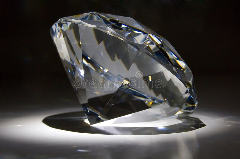 Download Diamond stock photo. Image of pure, refraction, luxury - 3255900