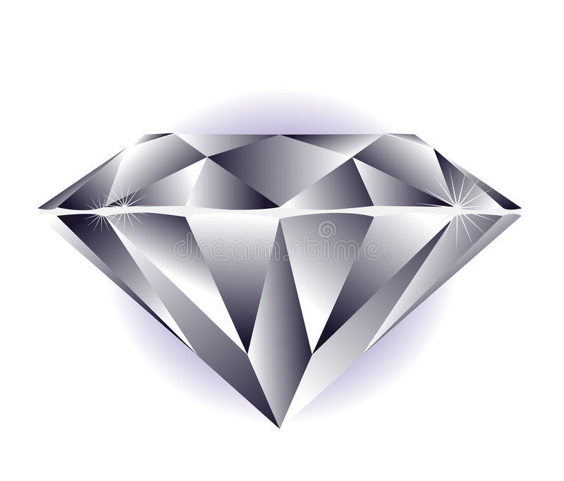 Diamond Royalty Free Stock Image