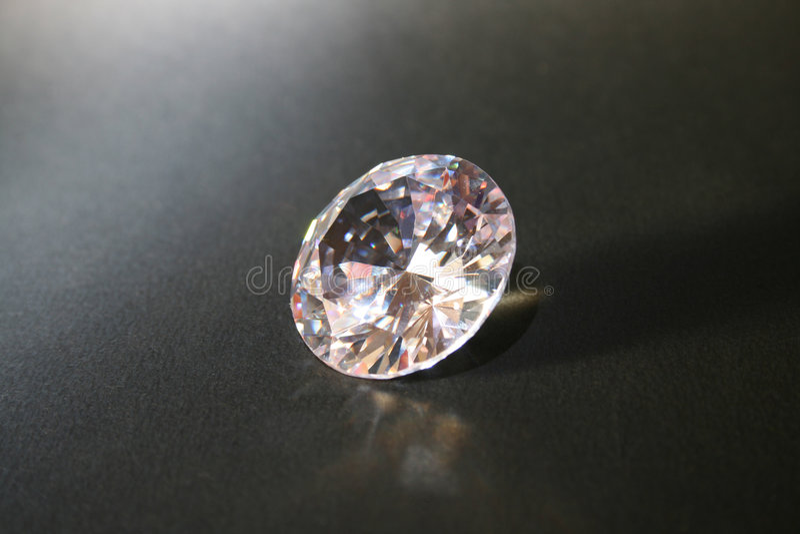 Diamond stock photography