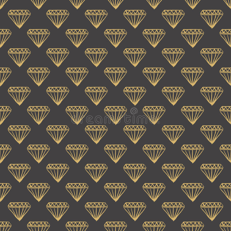 Diamond background icon great for any use vector illustration