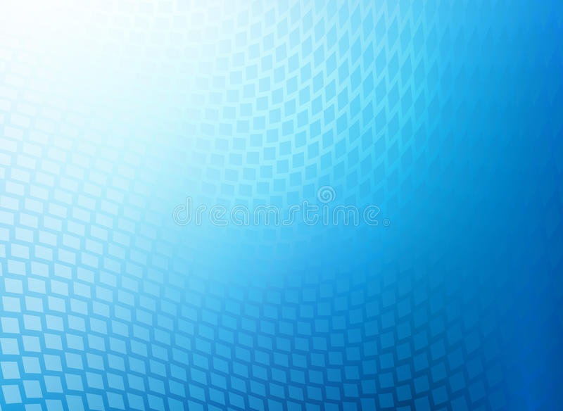 Diamond Blue Background moderne abstrait illustration de vecteur
