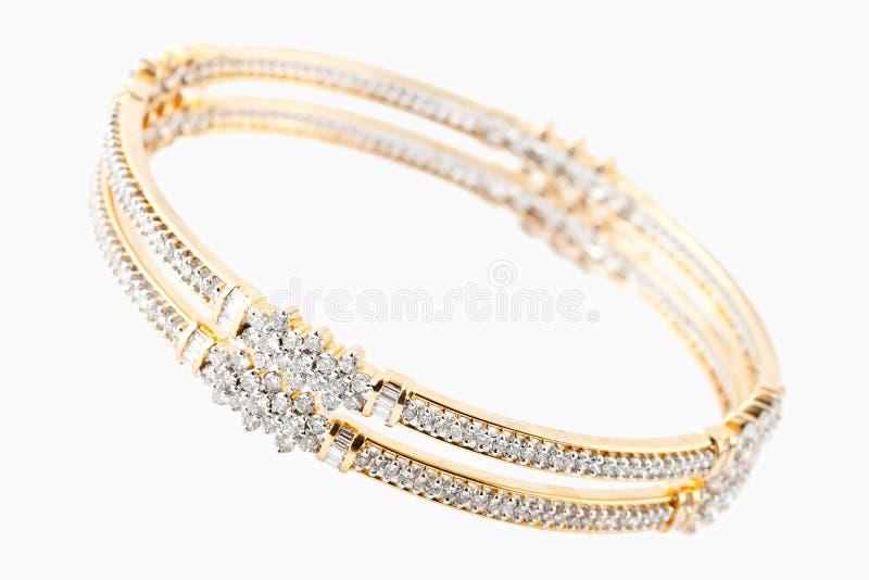 Download Diamond bracelet stock image. Image of femininity, black - 20889927
