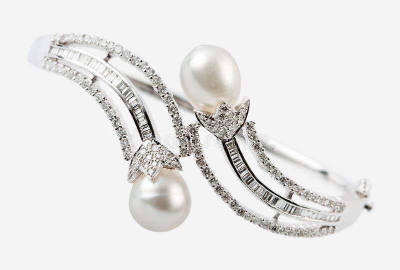 Download Diamond bracelet stock photo. Image of woman, diamond - 20889930
