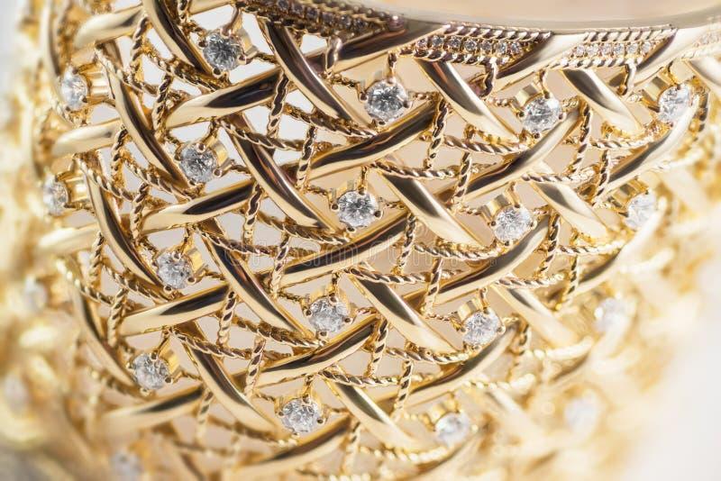 Diamond Bracelet royalty-vrije stock foto's