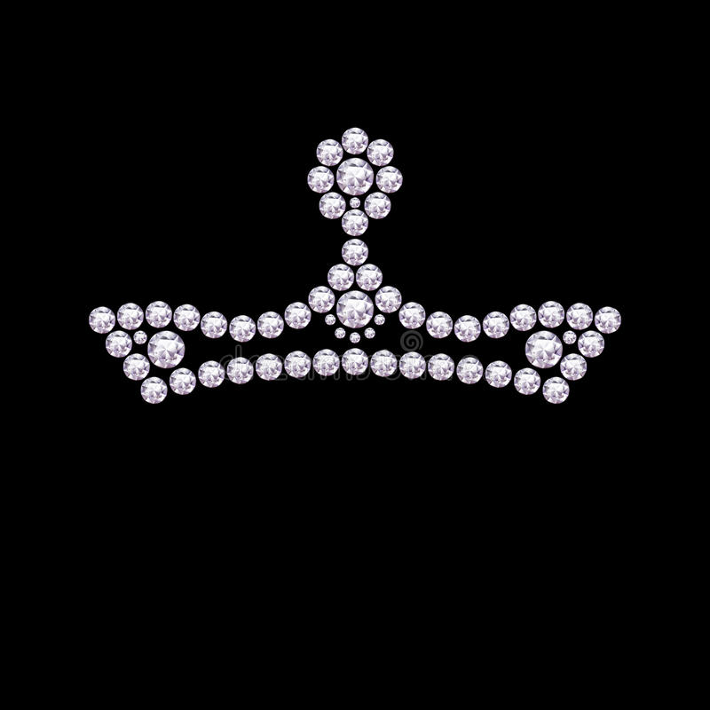 Free Diamond Crown Royalty Free Stock Image - 31367906