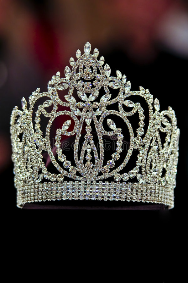 Free Diamond Crown Royalty Free Stock Images - 4839259