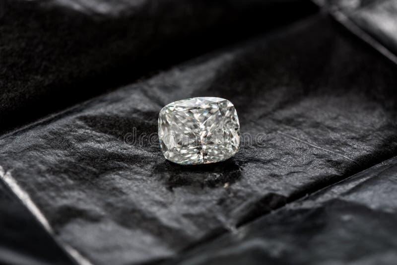 Diamond Cushion Cut royalty free stock photography