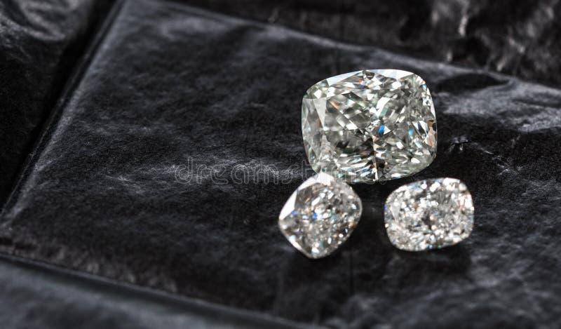 Diamond Cushion Cut stock photos