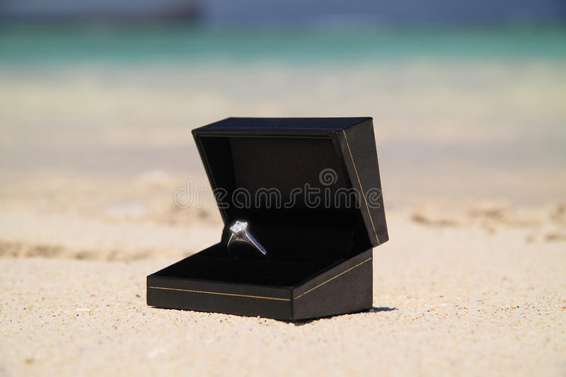Download Diamond engagement ring stock photo. Image of love, ring - 18276682
