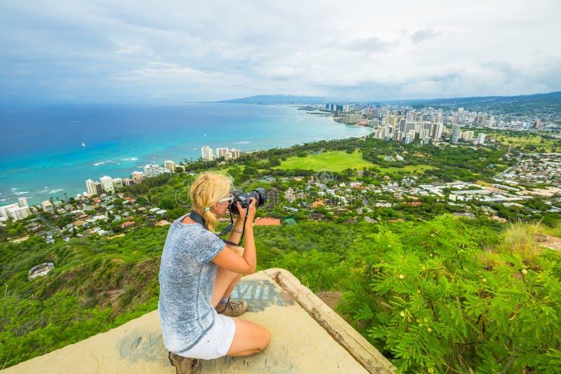 Diamond Head Travel fotograf fotografering för bildbyråer