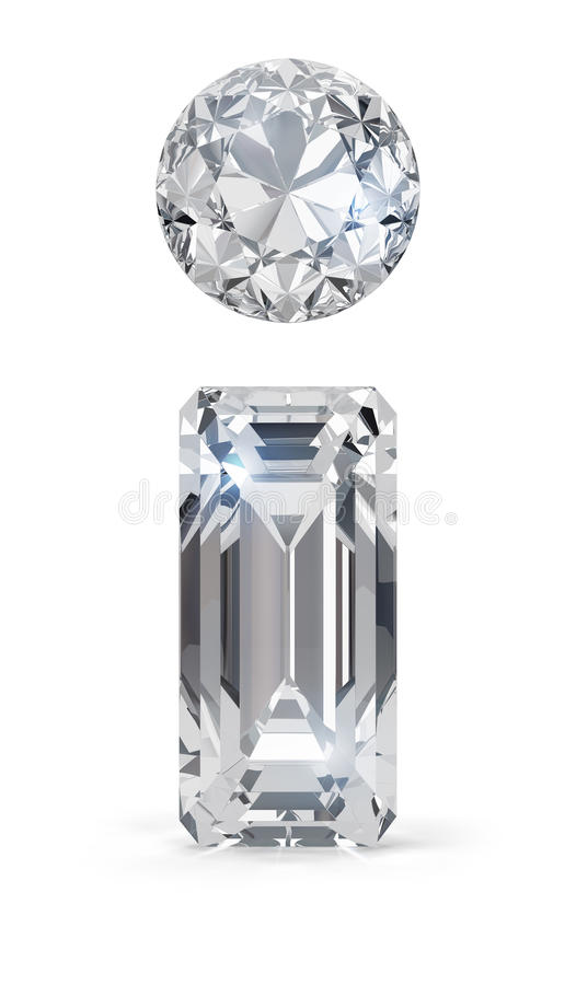 Diamond info icon vector illustration