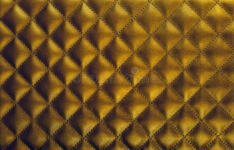 Diamond leather background. Close up. Fashion style. stock images