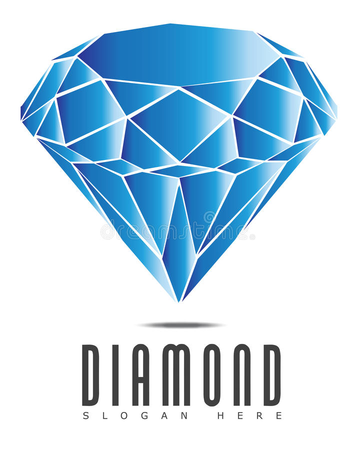 or jewelry diamond bigstock for background design vector image gemstones gems stock logo photo jewellery use