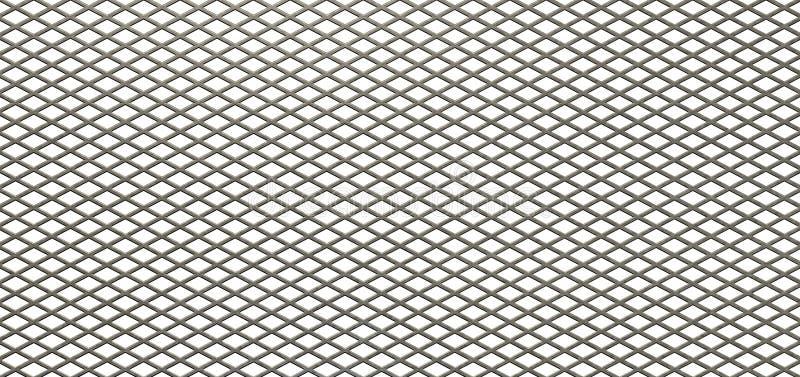 Diamond Mesh Texture royalty-vrije stock foto