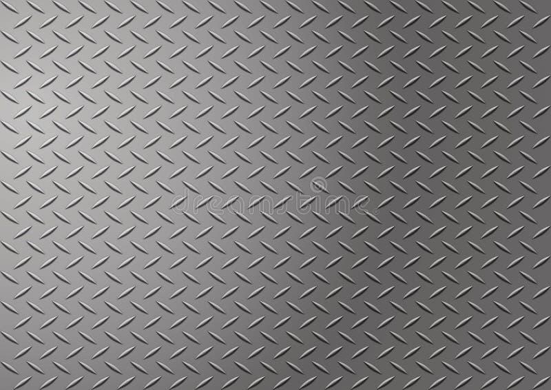 Download Diamond metal background stock illustration. Illustration of backgrounds - 16703748
