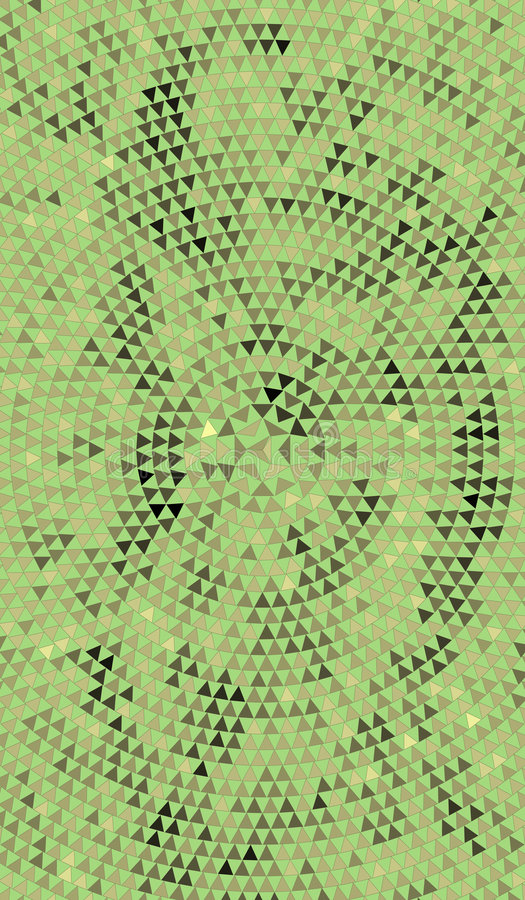 Download Diamond Mosaic Tile stock image. Image of greeting, border - 4169797