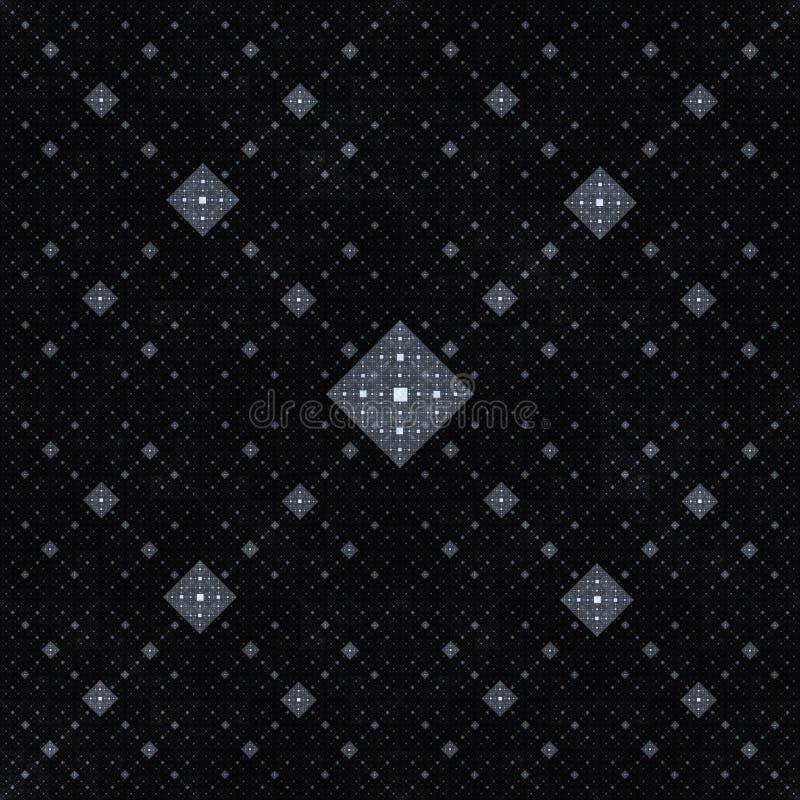 Diamond Pattern ilustração do vetor