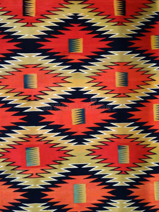 Free Diamond Pattern Blanket Rug Stock Images - 106868354