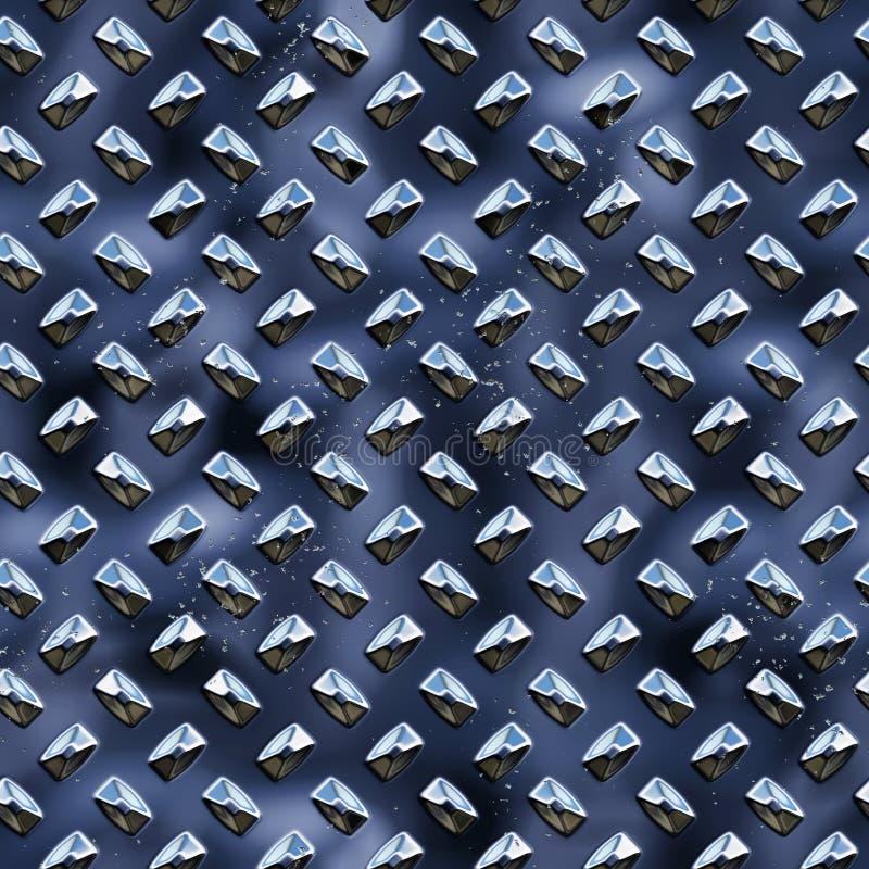 Diamond Plate Royalty Free Stock Photo