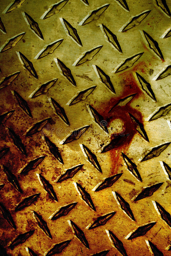 Download Diamond Plate Background stock image. Image of grunge - 9956645