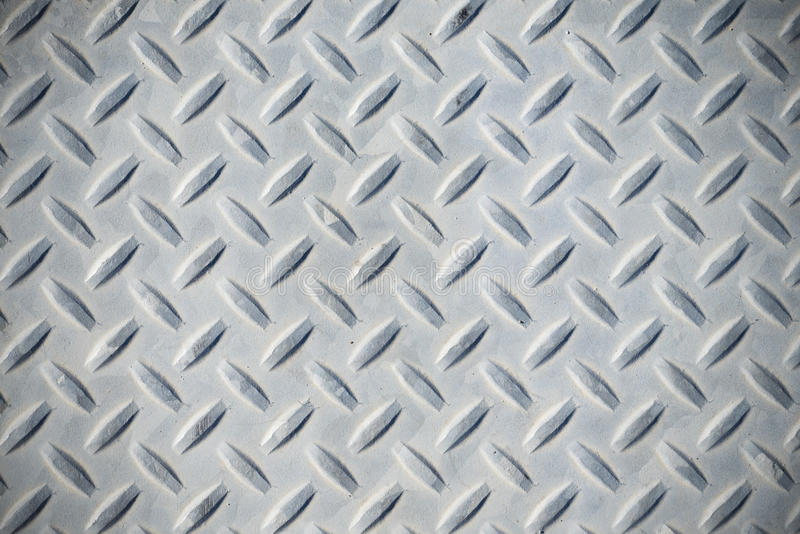 A Diamond plate background stock images