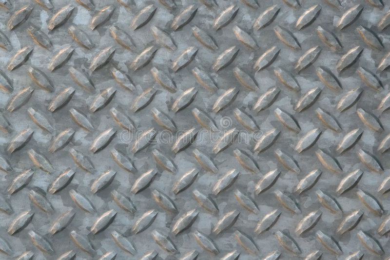 Download Diamond Plate Steel Royalty Free Stock Image - Image: 7857286