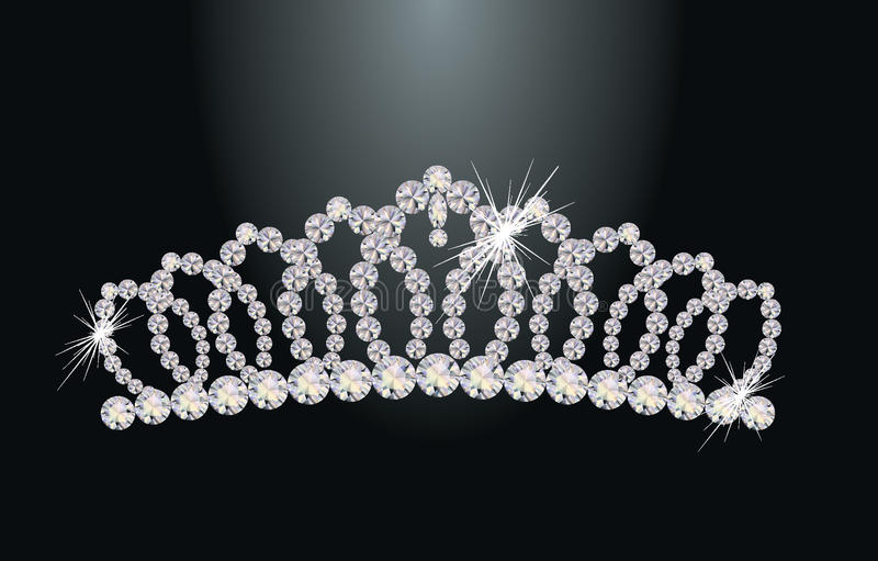 Download Diamond Princess Diadem Royalty Free Stock Photo - Image: 24212705