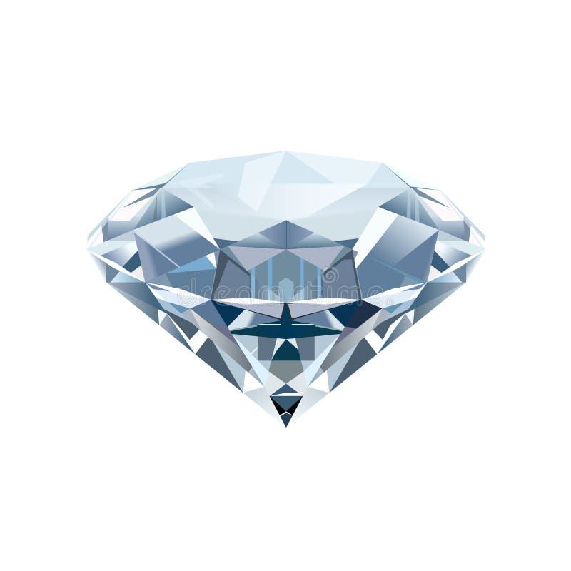 Diamond. stock illustration