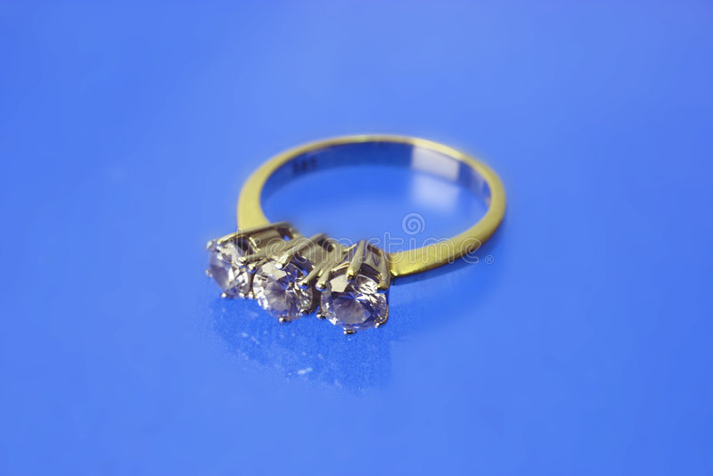 Download Diamond ring stock photo. Image of gift, ring, holidays - 13484