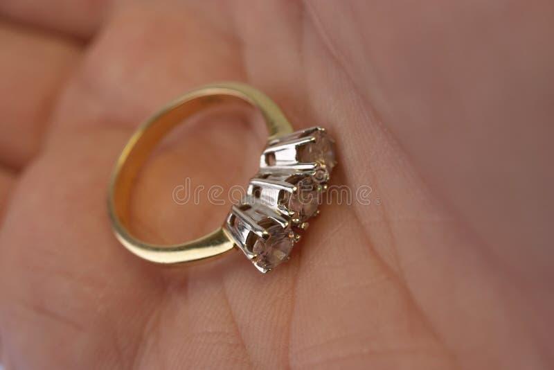 Download Diamond Ring Royalty Free Stock Photo - Image: 13495