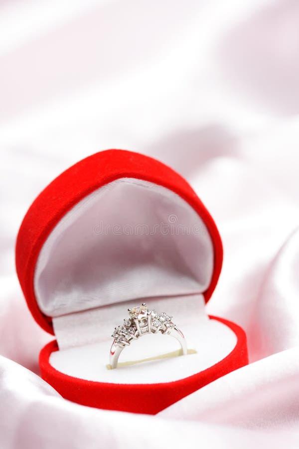 Download Diamond Ring Royalty Free Stock Photos - Image: 2445998