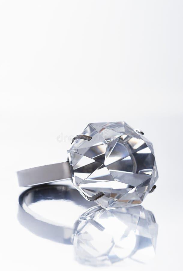 Diamond Ring photo libre de droits